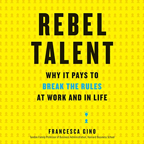 Rebel Talent cover art