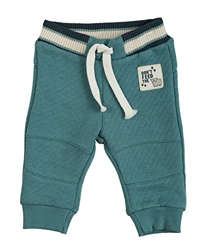 Sigikid Baby-Jungen Hose, Blau (Arctic 513), 68 EU