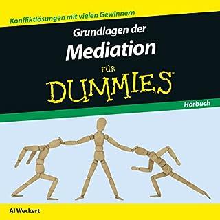 Grundlagen der Mediation für Dummies Titelbild