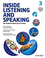 Inside Listening and Speaking, Level 3: The Academic Word List in Context