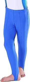 New Dance Boy's and Men's Stirrup Pants Ballet Hold Full Length Stretchy Gymnastics Leggings NT1712103