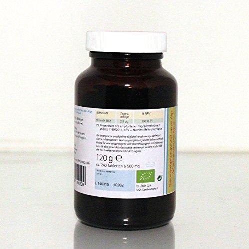 GSE AFA-Alge Tabletten 240 Stück