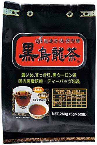 OSK(オーエスケー) OSK黒烏龍茶52袋