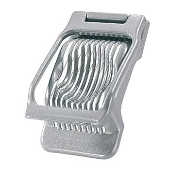 Westmark Germany Multipurpose Stainless Steel Wire Egg Slicer  Grey