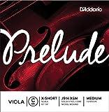 Corda singola DO D'Addario Prelude per viola, Extra Short Scale, tensione media...