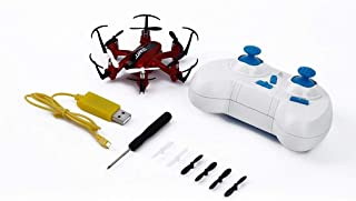 Red Hexacopter 2.4G 4 Channel 6 Axis Headless Mode Rtf for Jjrc H20 Red