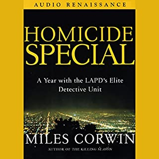 Homicide Special cover art