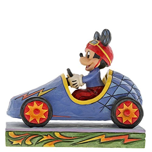 Disney Traditions Mickey Takes The Lead - Mickey Mouse Figurine