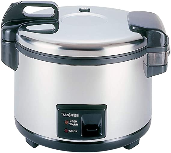 Zojirushi NYC-36 20-Cup (Uncooked) Commercial Rice Cooker and Warmer