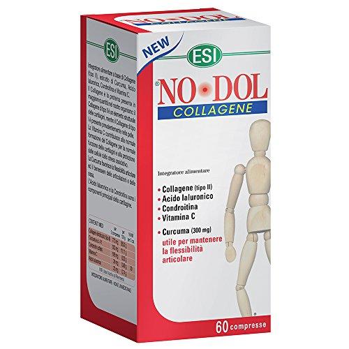 ESI NO DOL COLLAGENE Integratore Flessibilità Articolare Joints Supplement 60Cps