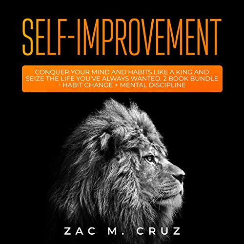 Self Improvement Audiobook By Zac M. Cruz cover art
