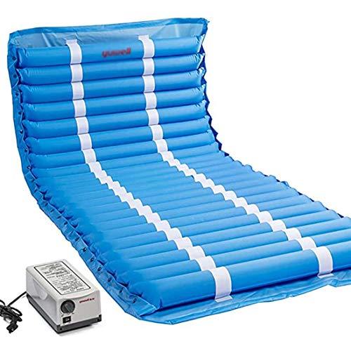 DMYY Healthcare Antidekubitus Matratze, Nflatable Low Air Loss-Matratzenauflage Pflegehilfsmittel Matratzen Für Krankenhaus, Pflegebett, Pflegeheimhauspflege