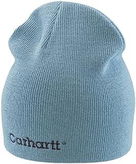 Carhartt Women's WA007 Women's Solid Knit Hat - One Size Fits All - Dusty Blue