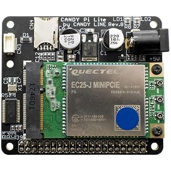CANDY Pi Lite+ K (4G LTE Cat.4/GNSS)