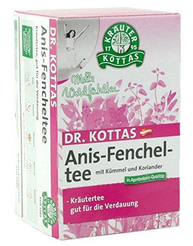 dr.kottas anis-fencheltee filterbeutel 20 St