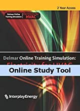 Delmar Online Training Simulation for Electricity for HVAC, 5th Edition