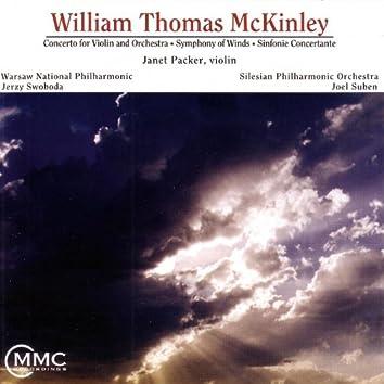 William Thomas McKinley: Music for Orchestra