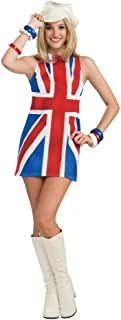 Union Jack Women's Sexy Costume