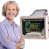 N\C 650nm Semiconductor Reloj de Terapia Láser, para El Tratamiento de La Hipertensión Diabética Reloj DiabéTico Láser Sinusitis Terapia