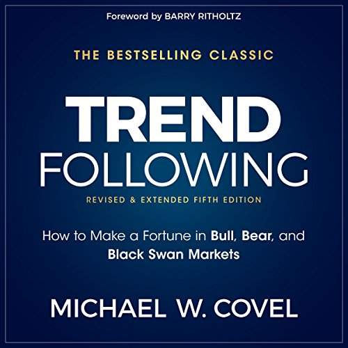 Page de couverture de Trend Following, 5th Edition