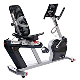 Diamondback Fitness 910SR Seat Recumbent with Electronic Display and...