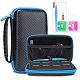 Protective Carrying Case for New Nintendo 2DS XL LL KINGTOP Hard Shell Travel Bag for New Nintendo 2DS XL/LL...