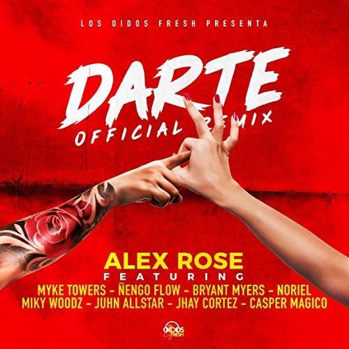 Casper Magico & Alex Rose feat. Ñengo Flow, Bryant Myers, Noriel, Juhn, Miky Woodz, Jhay Cortez & Myke Towers