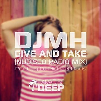 Give & Take (Nudisco Radio Edit)