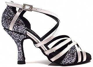 04077878 Zapato de baile de mujer Dernier para salsa, bachata, kizomba y bailes  latinos en