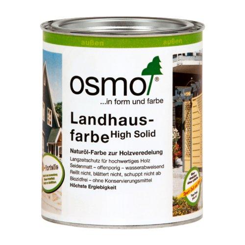 OSMO Landhausfarbe High Solid 750ml Mittelbraun 2606