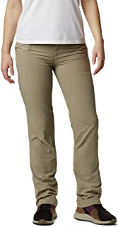 Columbia Women's Convertible Hiking Trousers, Silver Ridge 2.0