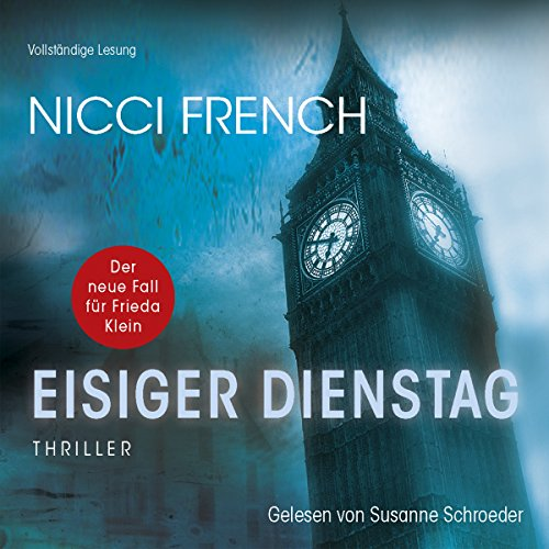 Eisiger Dienstag audiobook cover art