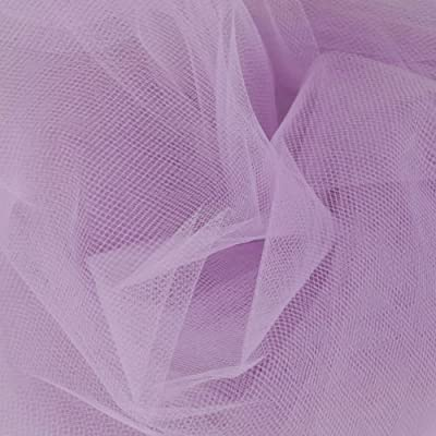 54In 120ft Crystal Sheer Organza Fabric DIY Tulle Roll Wedding Party Decoration