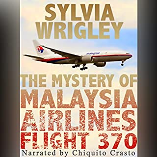 The Mystery of Malaysia Airlines Flight 370 cover art