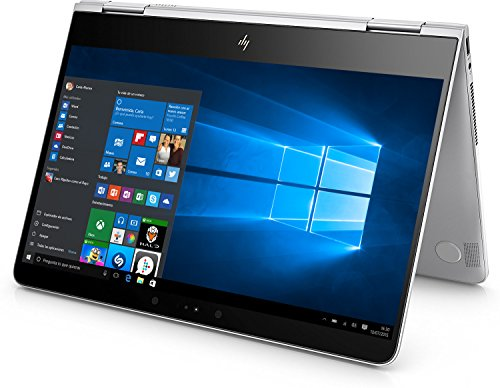 HP Spectre x360 13-ac000ns - Portátil convertible de 13.3' Full HD (Intel...