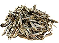 Bounce and Bella 100% Sprats Dog Treats – Premium Baltic Sprats - Sourced Sustainably – Air Dried Sl...