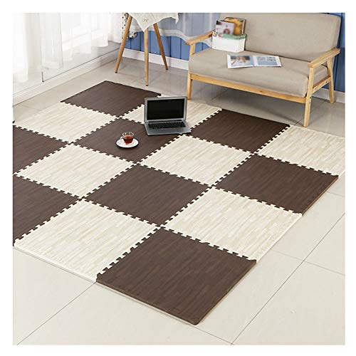 Best Buy! WHAIYAO Foam Puzzle Mats Home Decorative Interlocking Tiles Gym Safe Exercise Mat Babies C...