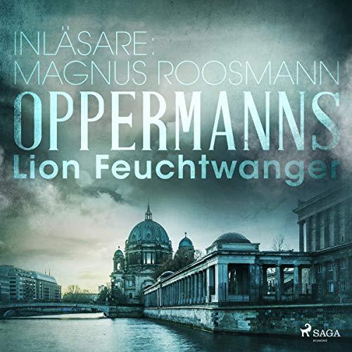 Oppermanns audiobook cover art