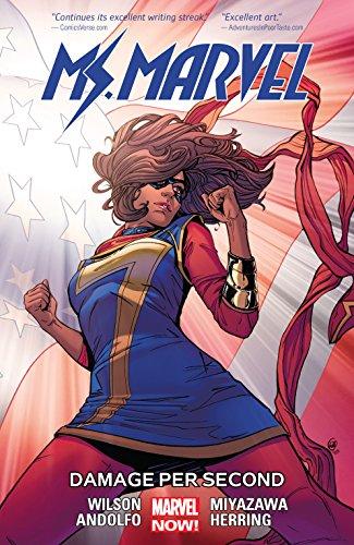 Ms. Marvel Vol. 7: Damage Per Second (Ms. Marvel (2015-2019)) (English Edition)