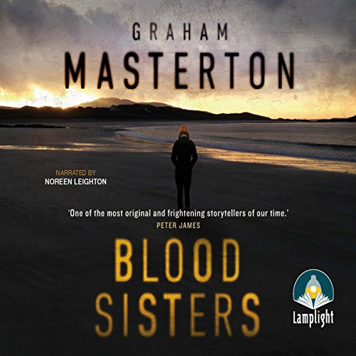 Blood Sisters audiobook cover art