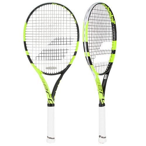 Babolat Pure Aero Lite Strung NC Raquetas de Tenis, Hombre,...