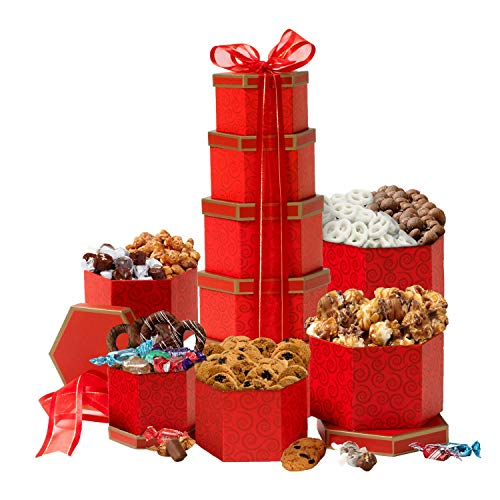 Broadway Basketeers Thinking of You Gift Basket For Her or Him