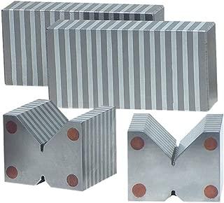 TTC MVP-14 Magnetic Chuck Parallel & V-Block Set