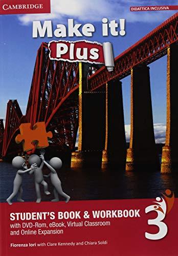 Invalsi Companion Elementary Make It! 3 Plus with Invalsi Companion [Lingua inglese]