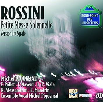 Rossini-Petite messe solennelle pour 4 voix solistes