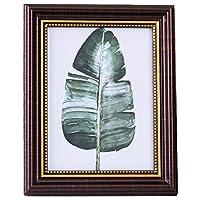 ヘンサーン 額縁、卓上ディスプレイまたは壁掛け高解像度プレキシガラスフォトフレーム用の垂直および水平フォトディスプレイ