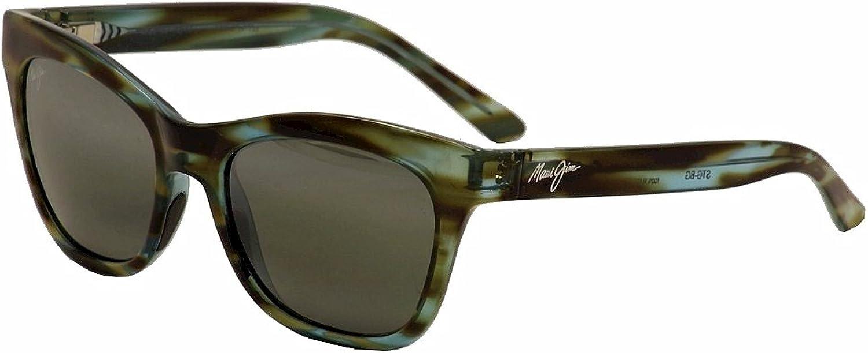 Maui Jim Sweet Leilani 72263 Sunglasses  Size  5319135  color  Brown Aqua