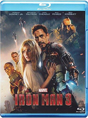 Iron Man 3 [IT Import] [Blu-ray]