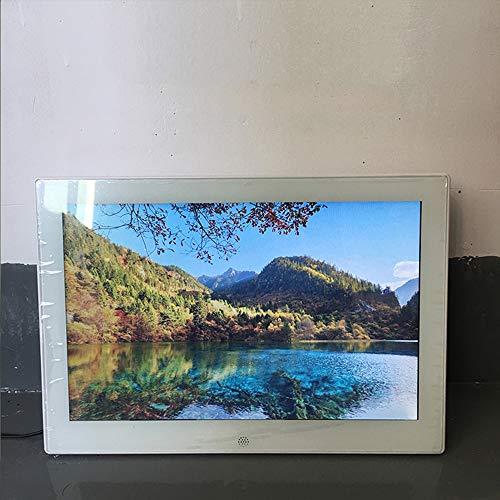 WANGTX 10-22 Zoll IPS-Bildschirm voller Betrachtungswinkel HD digitaler Fotorahmen Multifunktionswerbemaschine