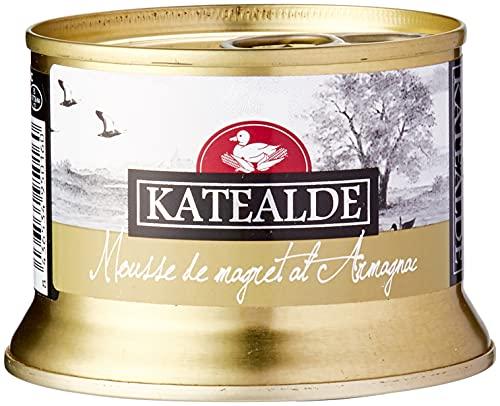 KATEALDE mousse de magret de pato al armagnac tarro 130